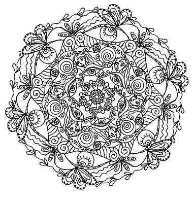 Pin de Myrna Hinojosa Garcia en mndala  Pinterest  Tatuajes de