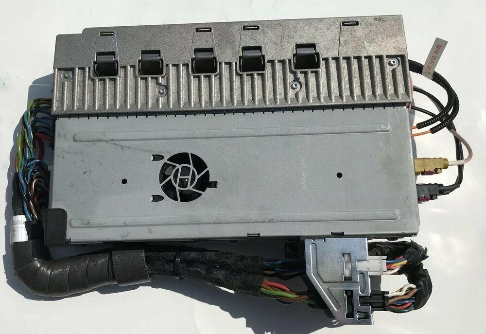 09 11 Hyundai Genesis Audio Xm Hd Radio Sound Amp Amplifier Logic