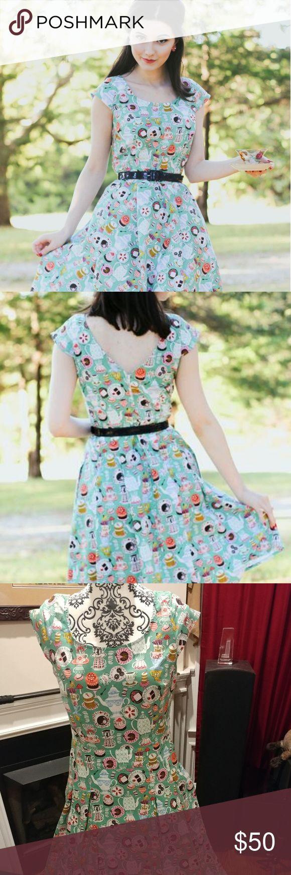 Perfect Tea Party Dress Ideas Illustration - All Wedding Dresses ...