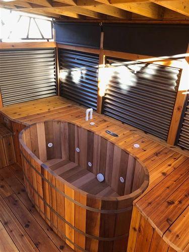 Japanese Deep Soaking Tub | Ofuro Tub