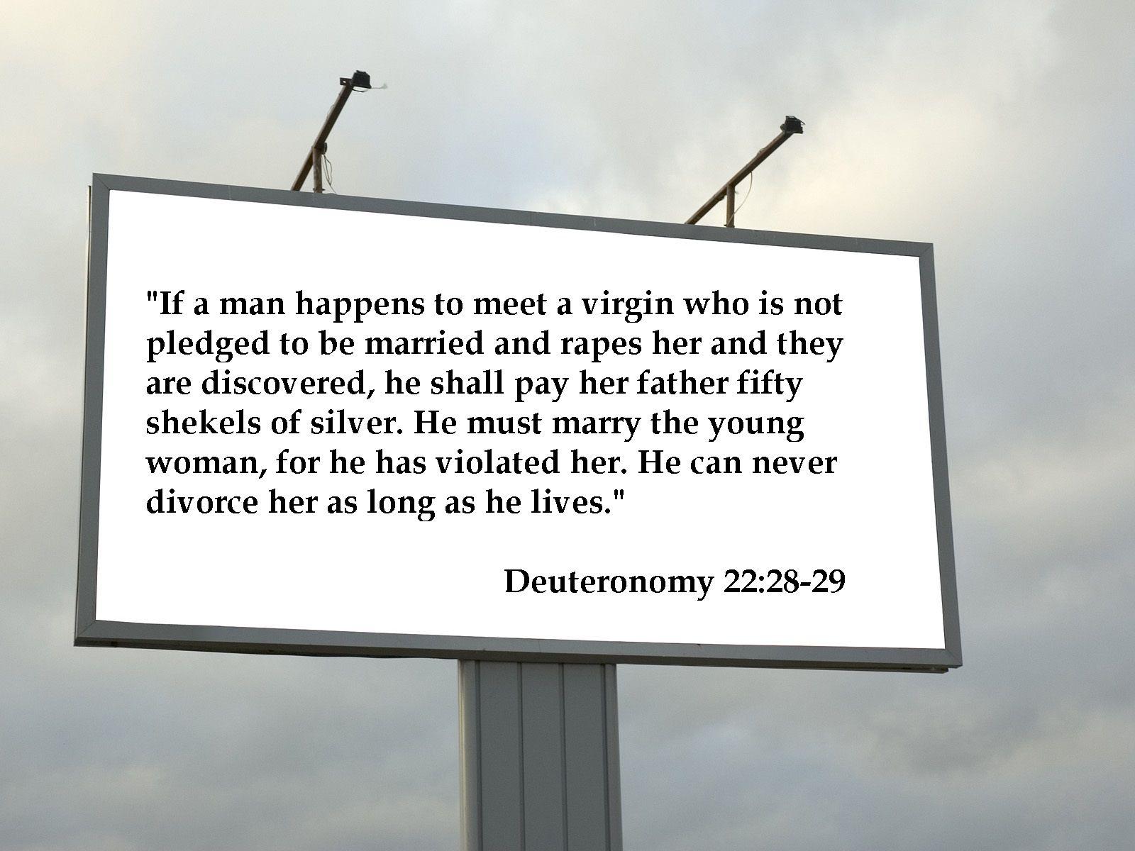 Christian billboards I wish Atheists would make #16