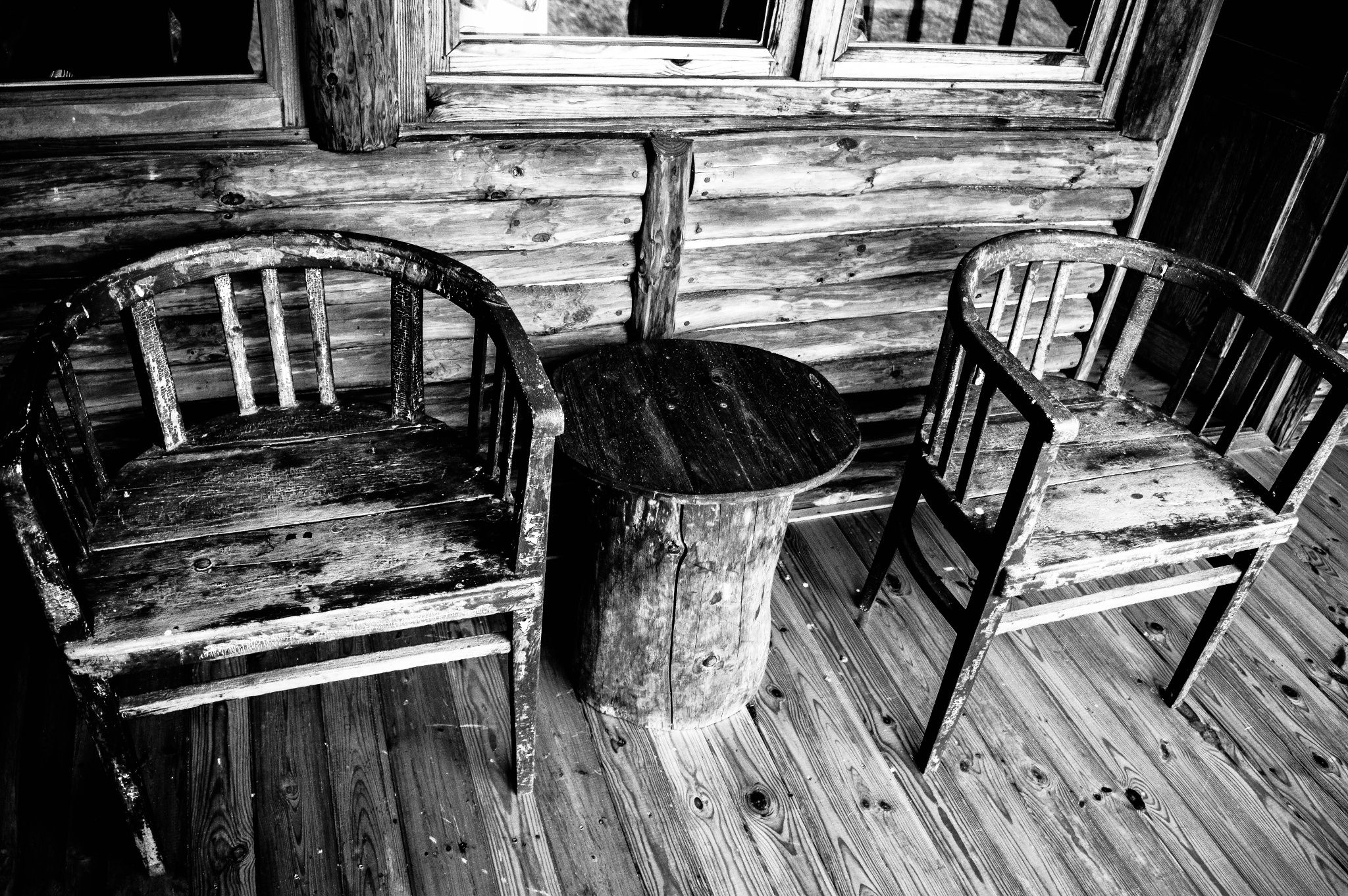 Chairs by grotam