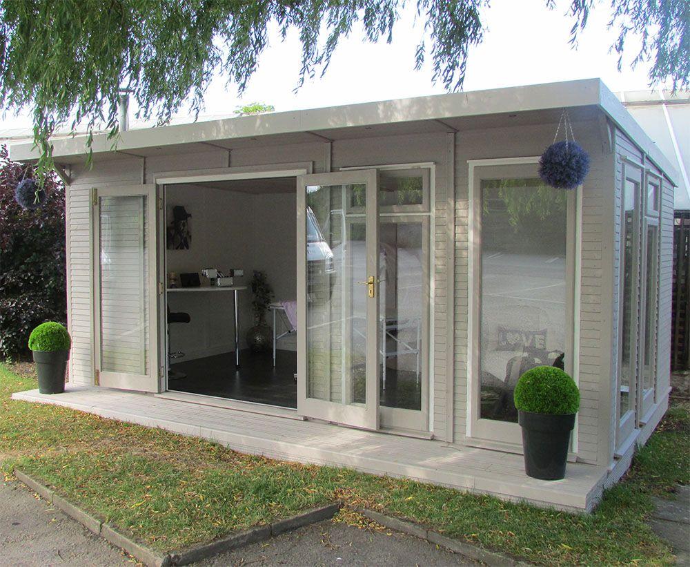 EcoHome shackcabinshed mania Pinterest Garden office Small