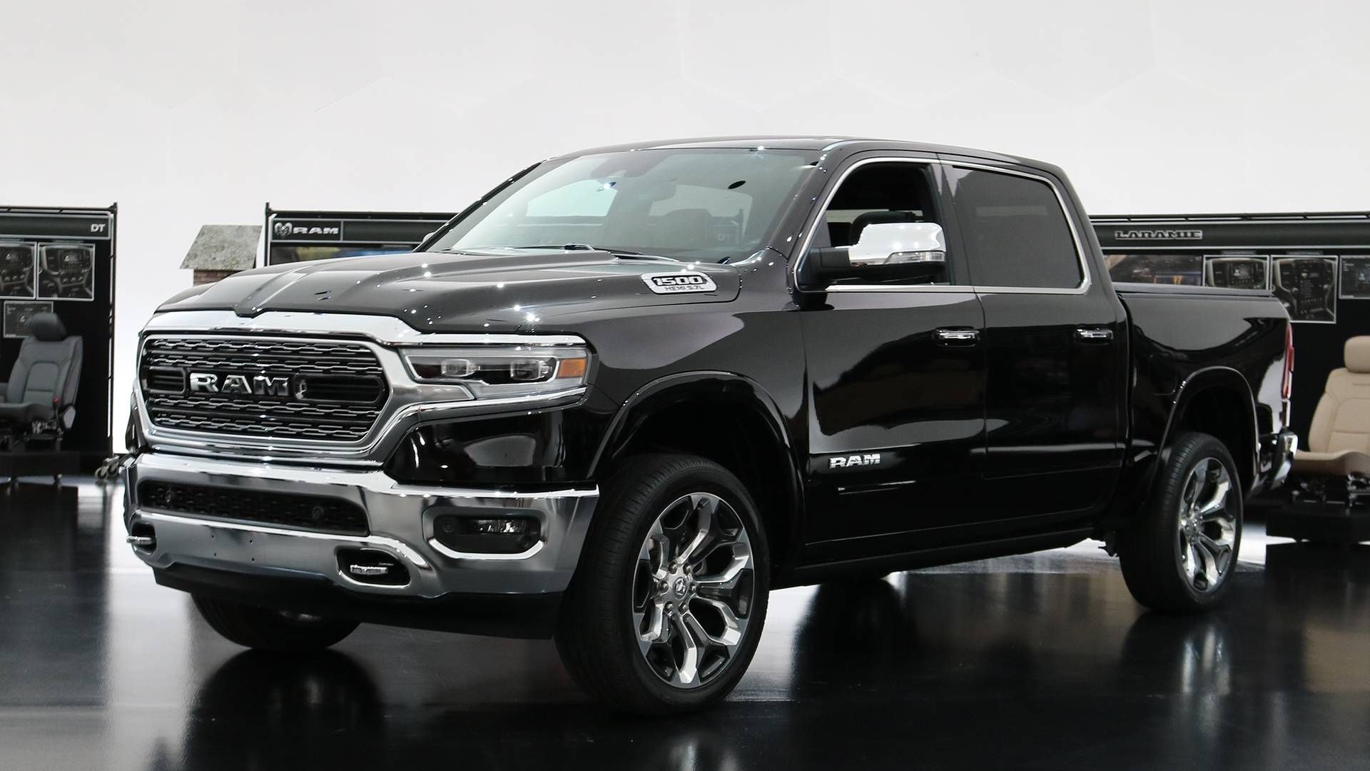 2019 Ram 1500 | Motor1.com Photos (With images) | Ram cars ...