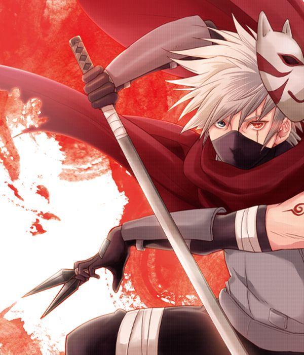 Kho ảnh các nhân vật trong Naruto .