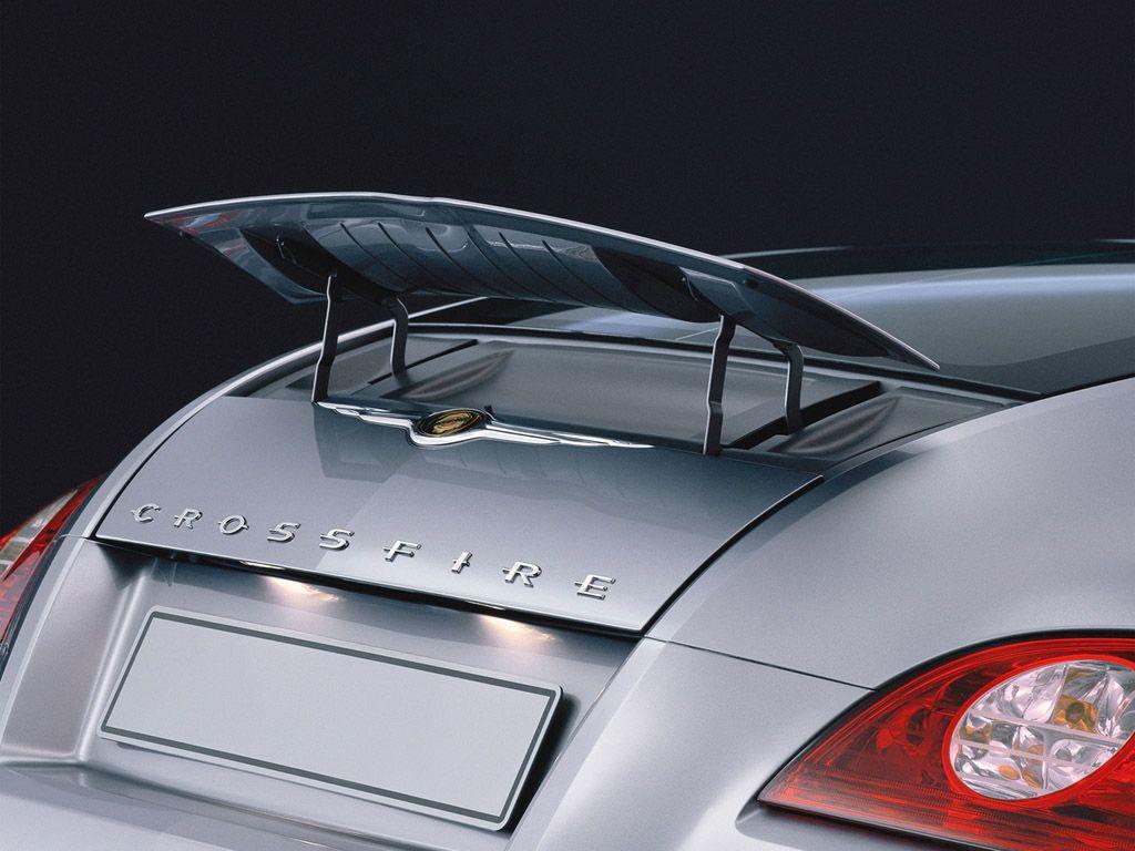 Chrysler Crossfire - Rear Spoiler