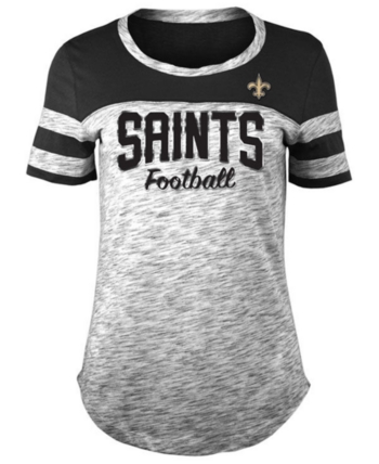 18e278bf Women's New Orleans Saints Space Dye T-Shirt in 2019 | Products ...