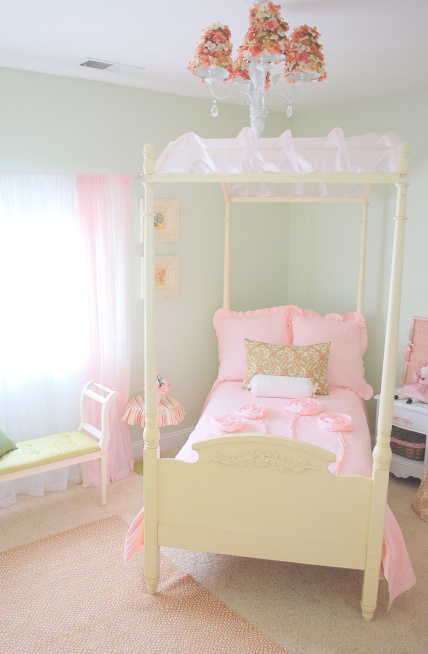 baby soft elegant colors pin bedroom neutral girl for chandelier nursery