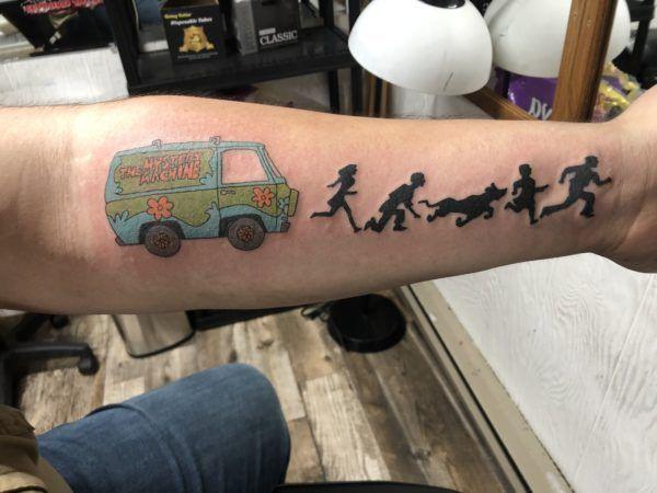 Photo of Ideas para hacerte un tatuaje de Cartoon Network de los 90's
