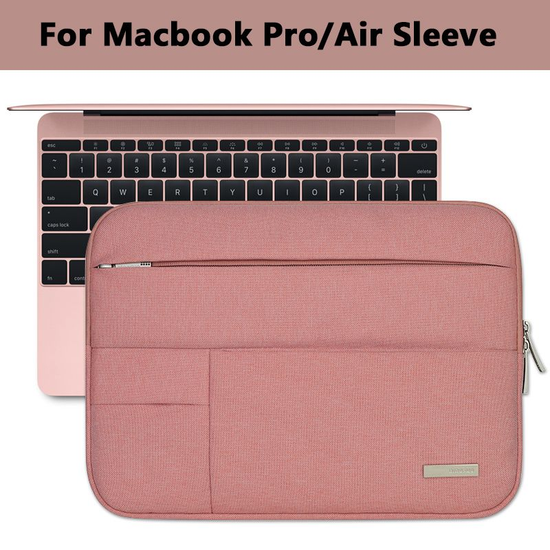 Notebook Sleeve Multi Pocket for Macbook Pro/Air 11 12 13