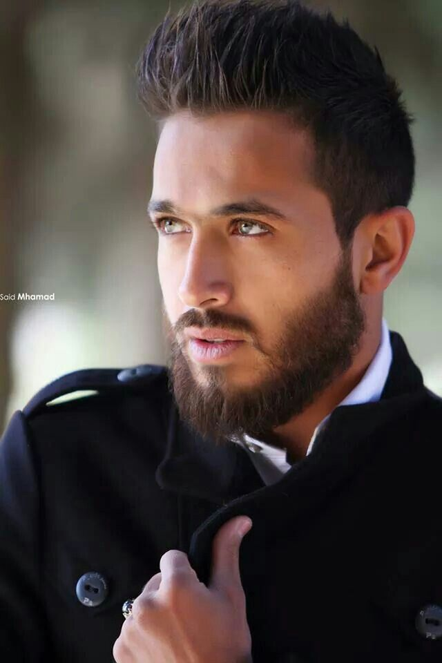 arabic styled beard 25 popular beard styles for arabic men - 640×960