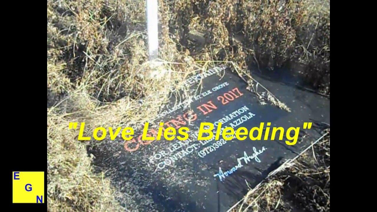 Howard Hughes Corp And City Of Elk Grove Love Lies Bleeding Howard Hughes Elk Grove Love