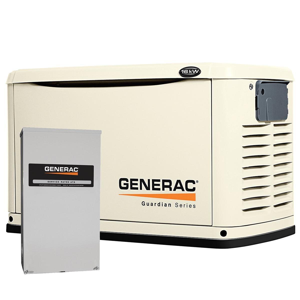 Robot Check Transfer Switch Standby Generators Propane Generator