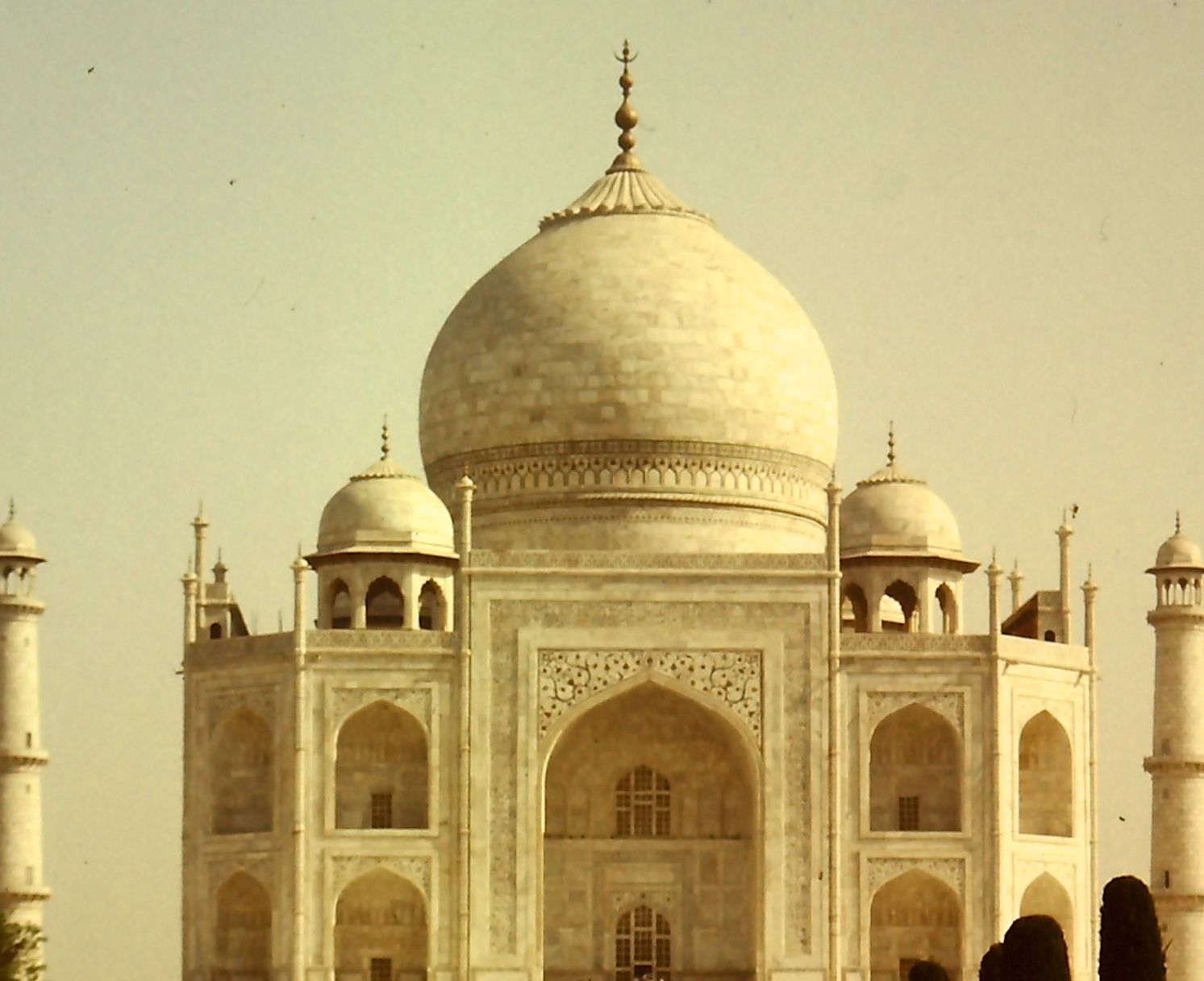 Taj Mahal - Temple of Love - Agra, India