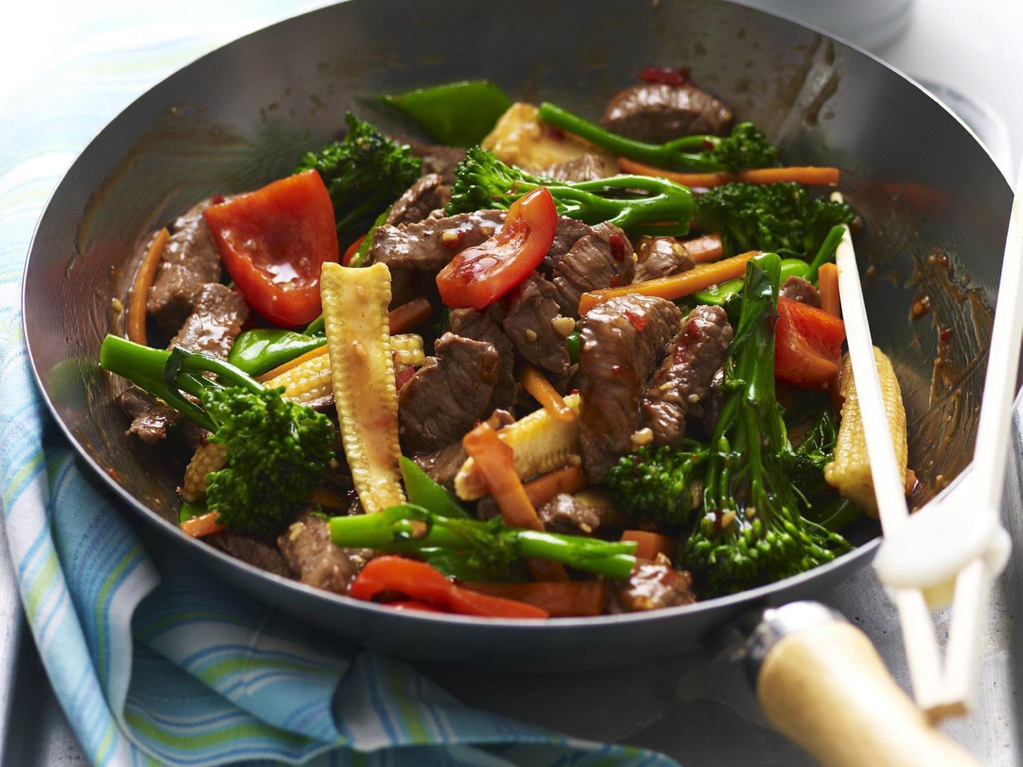 Garlic Beef Stir Fry Recipe Beef Stir Fry Recipes Beef Stir Fry Diced Beef Recipes