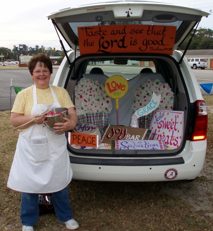32 best trunk and treat ideas images on Pinterest Truck