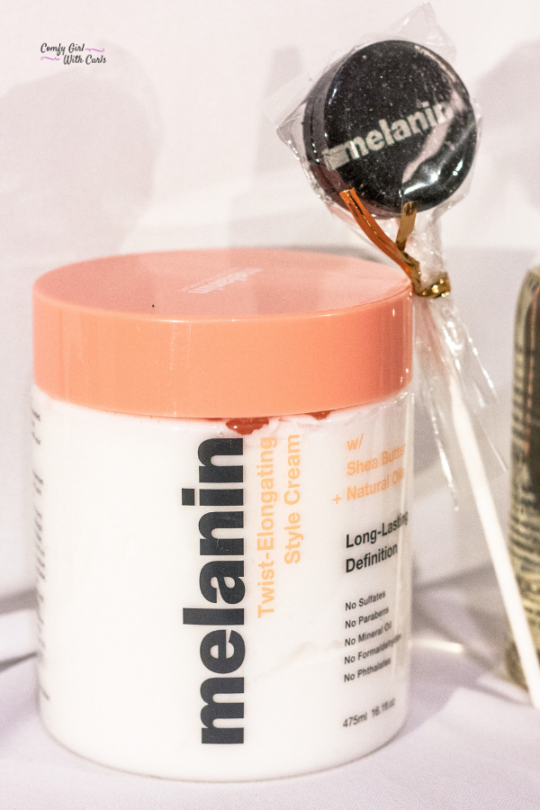 Naptural 85's Melanin Haircare Review + Results on Type 4b