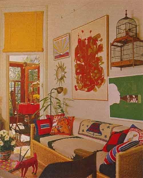 Late 60 S Early 70 S Fashion 70s Home Decor Retro Home Decor 70s Decor