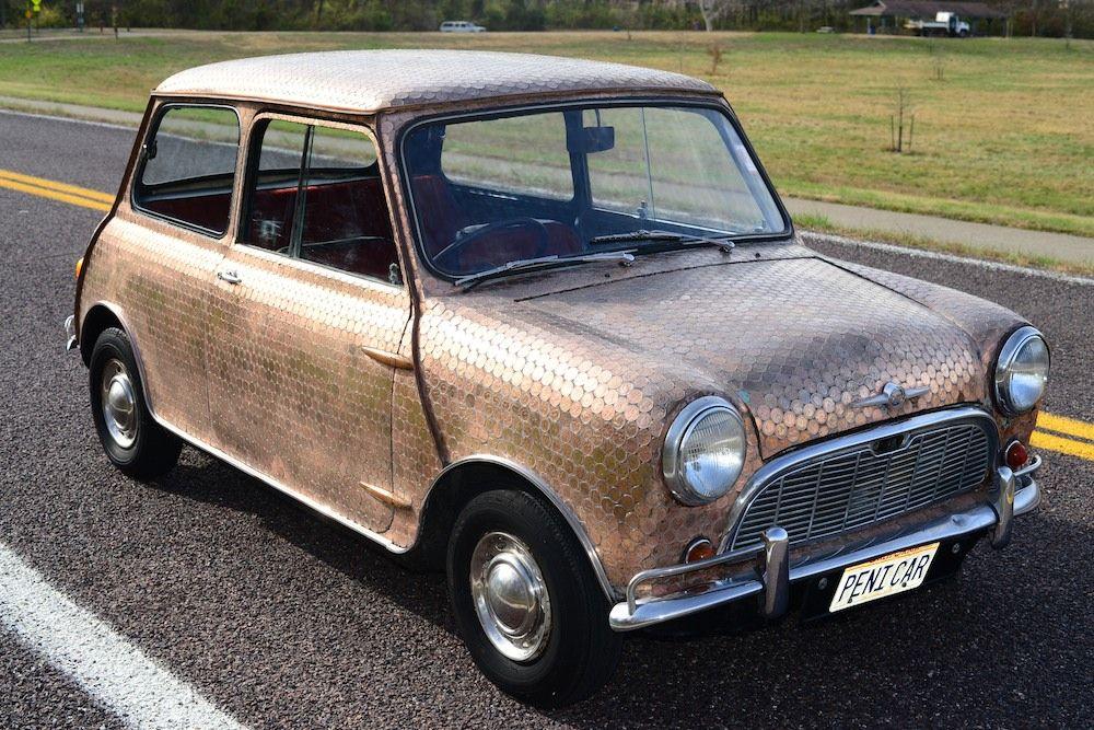 1963 Morris Mini Minor Penny Car