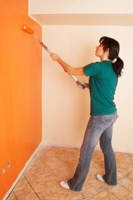 How To Paint A Light Color Over Dark Wall Painted Walls