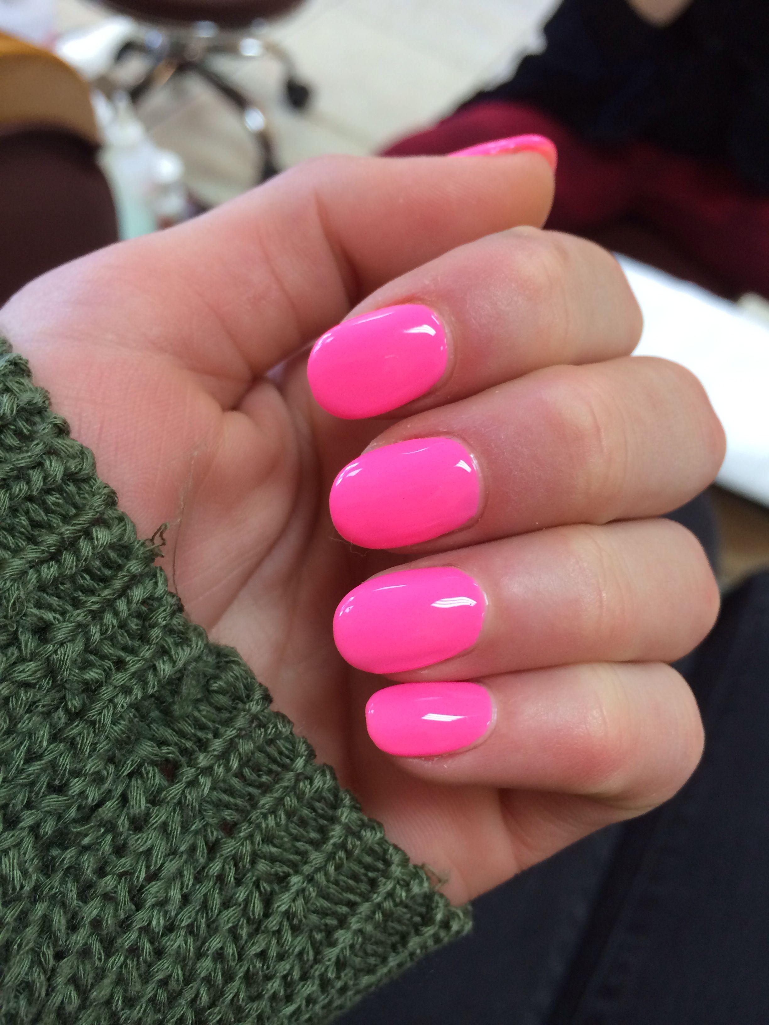 Oval nails | Nails | Pinterest | Oval nails, Makeup and Nail nail