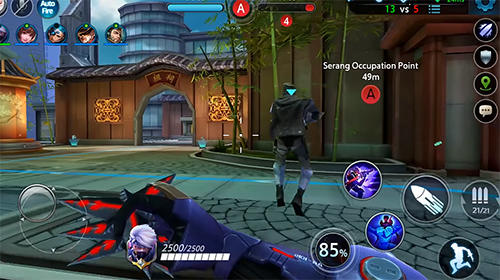 Shellfire Moba Fps For Android Download Apk Free Fps Free Android Games Fps Games