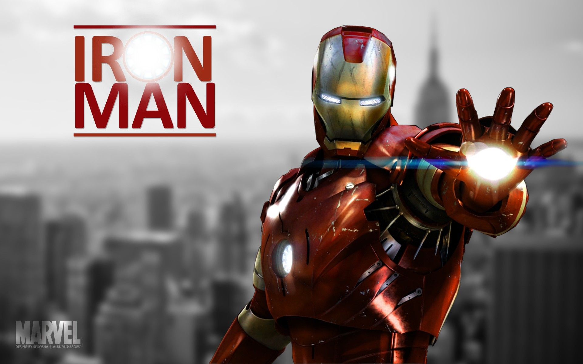 Iron Man Wallpaper Pagina Do