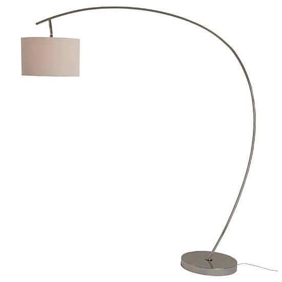 Floor Lamp Curved