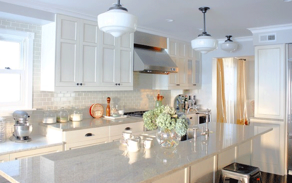 Colonial White Granite Love The Backsplash And How It