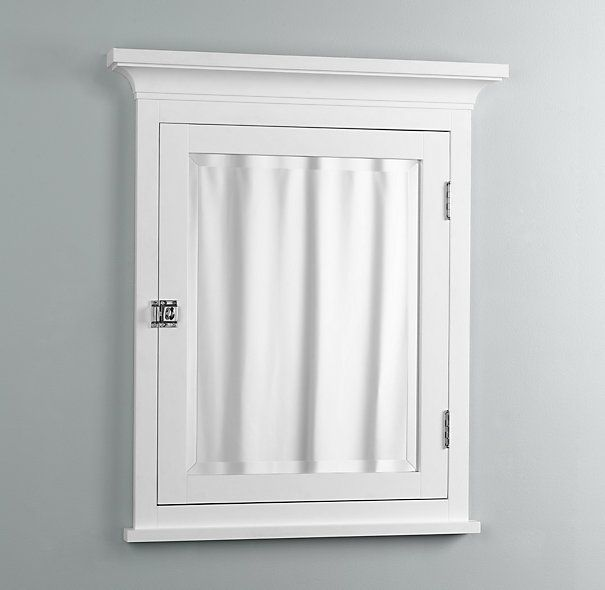 cartwright inset Medicine cabinet | bathroom | Pinterest ...