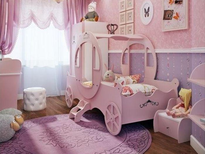 Magical Kid Princess Bedroom Decor Make Your Girls Feel Like Princess Toddler Princess Room Little Girl Bedrooms Toddler Rooms