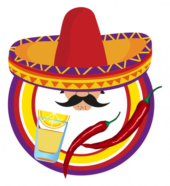 Mexicana Tequila Ilustracion De Stock Tequila Mexicano Imagenes Para Dibujar Arte Vectorial