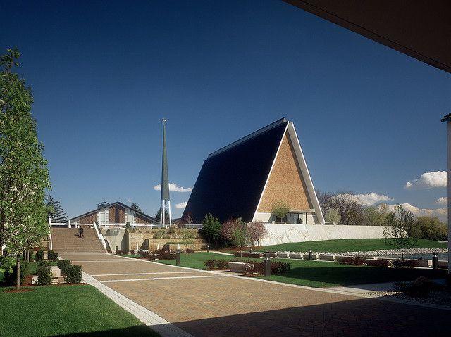 Kramer Chapel Architecture Fort Wayne Church Design