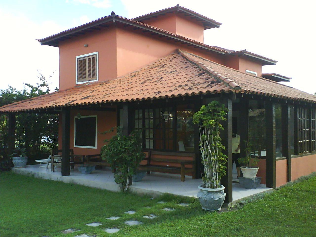 Casa Com Varanda 8 Jpg 1280 960 Casas Casas De Campo Simples