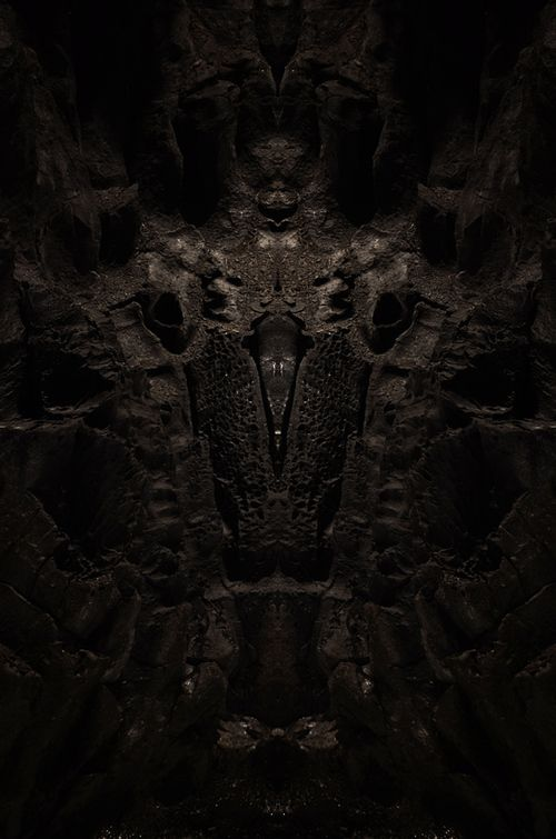 SORN/Image: Mythical Images of Rock Landscapes by Terence Wennink   sornmag.com