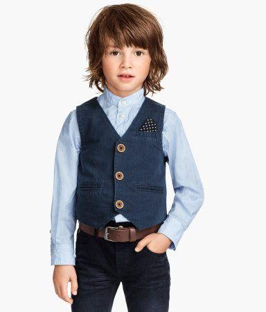 H&M Cotton Vest $14.95