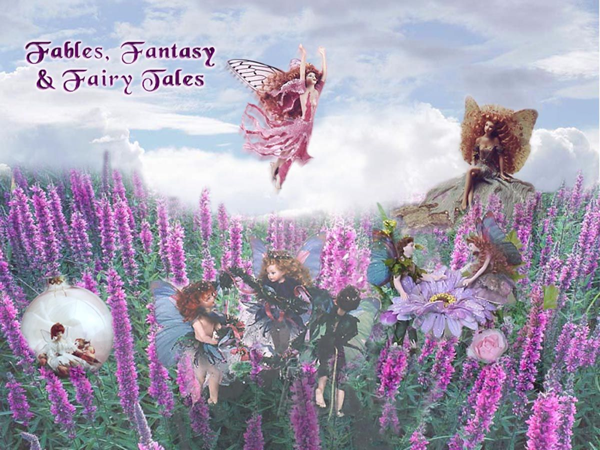free angel fairy wallpaper free fantasy fairy mermaid wallpaper
