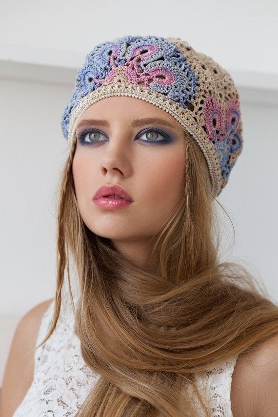 esthétique de luxe la réputation d'abord disponible Pin on Summer hat crochet