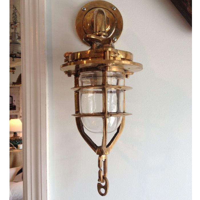 Outdoor Lighting For Beach House: Our Boat House .com $395
