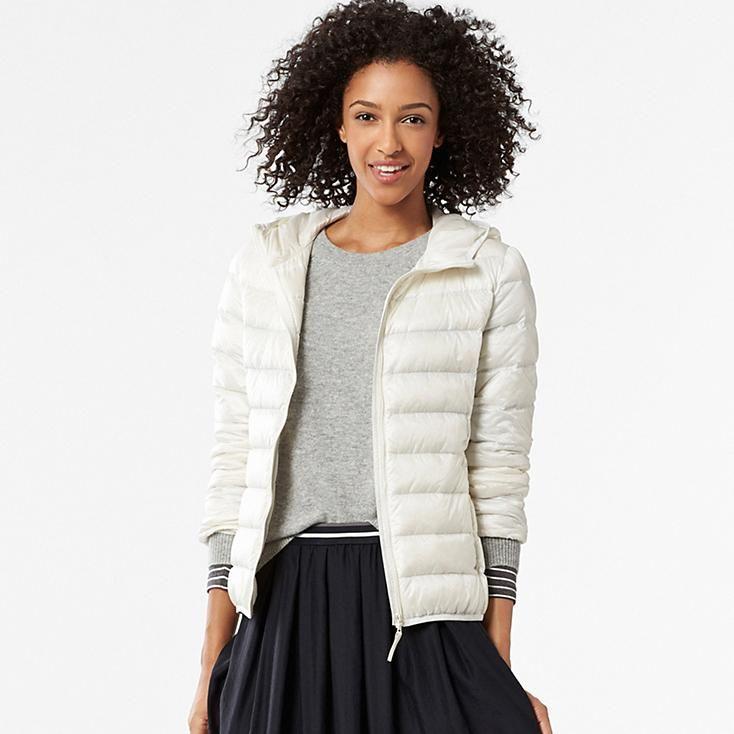 Women Ultra Light Down Compact Vest Uniqlo Fashion