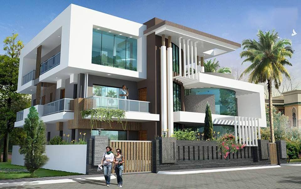 3 Story House Villa House Design Modern House Design Home