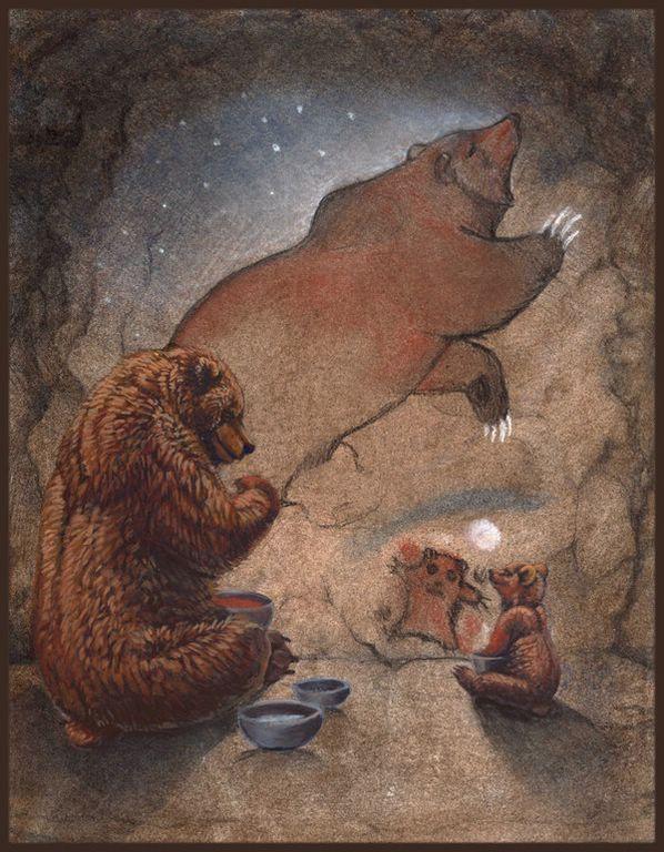 качественного изысканного бог превращающийся в медведя с картинками готов