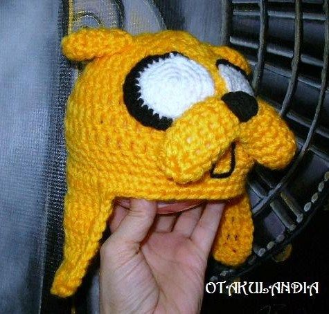 33cce9f389248 gorro jake ninos crochet-otakulandia.es