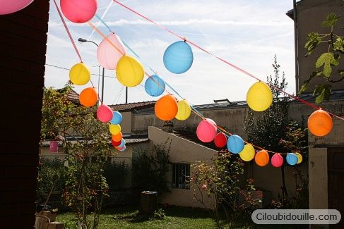 Ciloubidouille » Anniversaire fête foraine   fête   Pinterest ...
