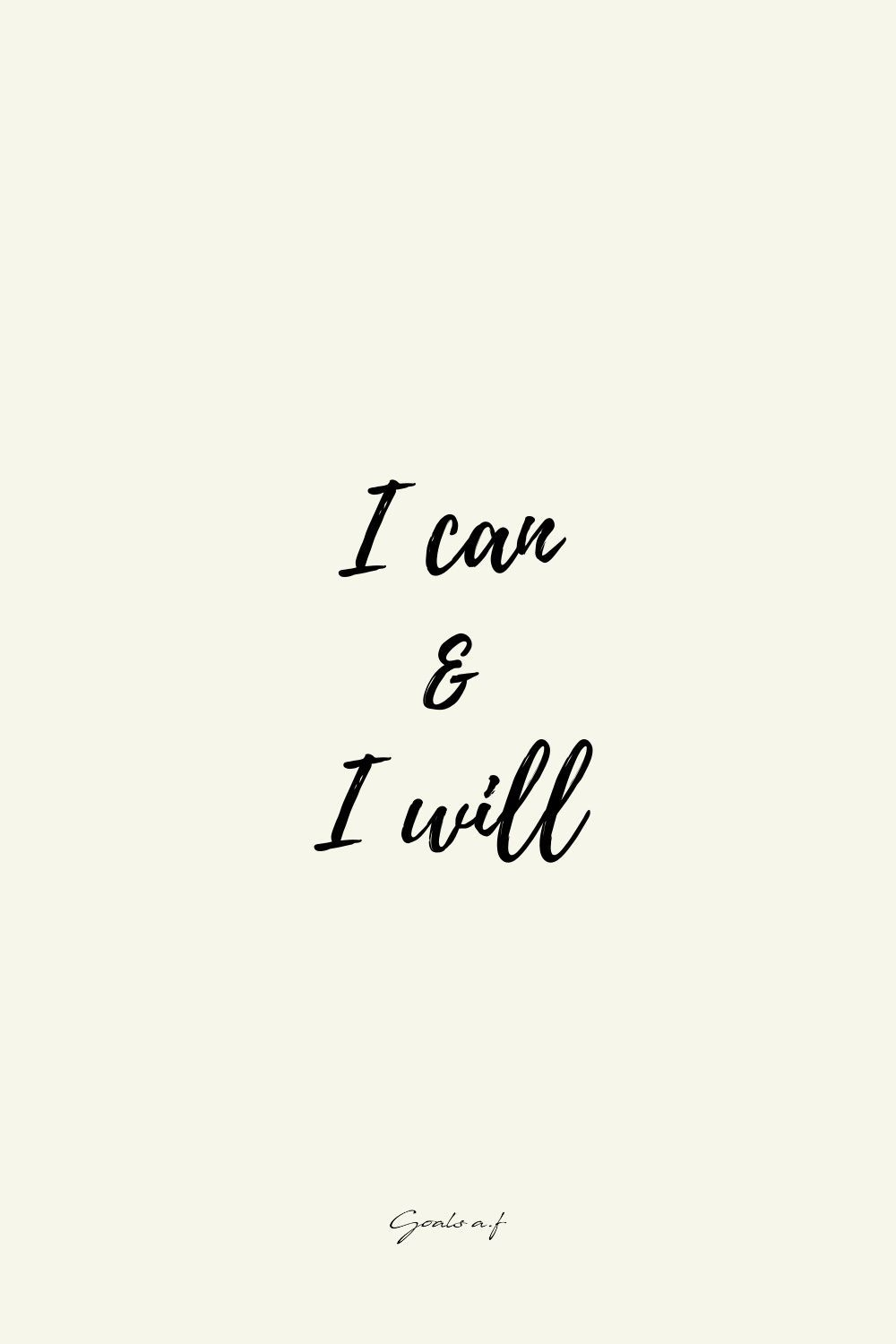 Positive Affirmations Quotes