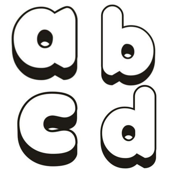 Abcd Printable Worksheet For Preschool Kids