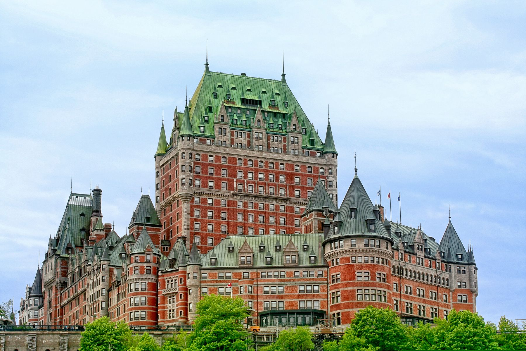 Cau Frontenac Quebec Oh My I Need To Go Here Look At It