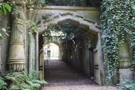 LOOSE IN LONDON: KRISTINE MUSES ABOUT HIGHGATE CEMETERY