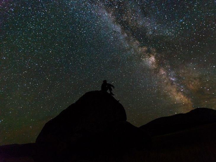 Homenagem A Natureza A Magia Que Ha Entre O Ceu E A Terra