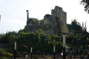 Valkenburg Castle is a ruined castle in Valkenburg aan de Geul, Netherlands.